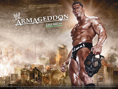 WWE Pay-Per-View - Armageddon 2007 - Season 23 Episode 15