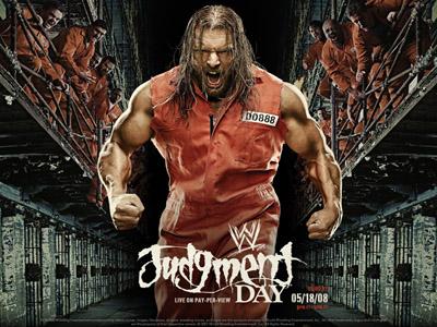 WWE Pay-Per-View - Judgement Day 2008 - Season 24 Episode 5