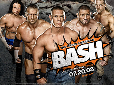 WWE Pay-Per-View - Great American Bash 2008 - Season 24 Episode 8