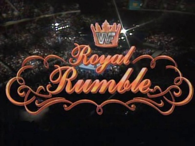 WWE Pay-Per-View - Royal Rumble - Season 4 Episode 1