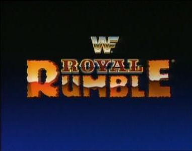 WWE Pay-Per-View - Royal Rumble 1990 - Season 6 Episode 1