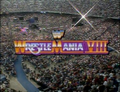 WWE Pay-Per-View - Wrestlemania VIII - Season 8 Episode 2