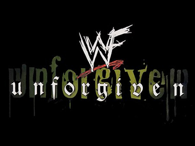 WWE Pay-Per-View - Unforgiven 1999 - Season 15 Episode 10
