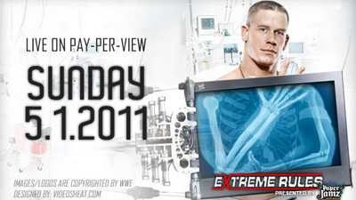 WWE Pay-Per-View - Extreme Rules 2011 - Season 27 Episode 4