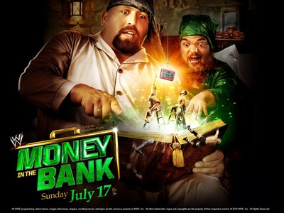 WWE Pay-Per-View - Money in the Bank 2011 - Season 27 Episode 7