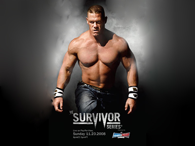 WWE Pay-Per-View - Survivor Series 2008 - Season 24 Episode 13