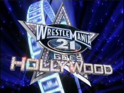 WWE Pay-Per-View - Wrestlemania 21 - Season 21 Episode 4