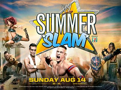 WWE Pay-Per-View - SummerSlam 2011 - Season 27 Episode 8