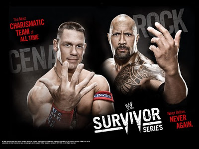 WWE Pay-Per-View - Survivor Series 2011 - Season 27 Episode 12