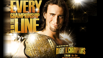 WWE Pay-Per-View - Night of Champions 2009 - Season 25 Episode 8