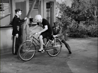 Lucy's Bicycle Trip