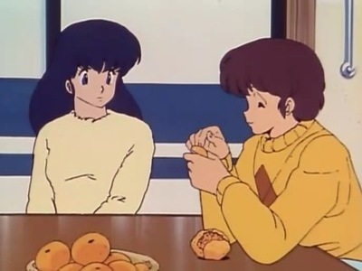 Godai and Kyoko ! An Evening for Two Means Double the Trouble