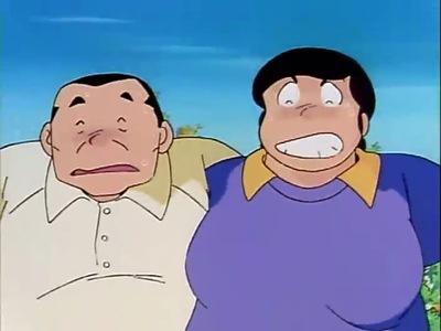 Even Kyoko's Surprised! I'm Kentaro's Father