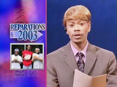 Slavery Reparations
