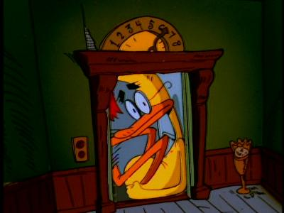 The Amazing Colossal Duckman