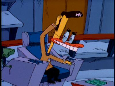 Where No Duckman Has Gone Before