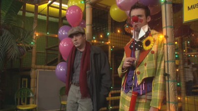 Send in the Clown