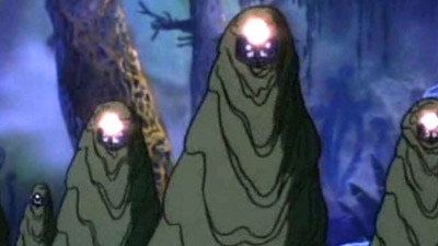 Phantoms from the Swamp