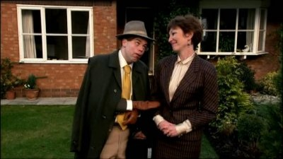 Royston Vasey and the Monster from Hell