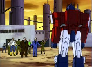 Megatron's Master Plan (2)