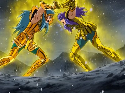 Soul of Gold: Gold vs. Gold: Clash of the Saints!