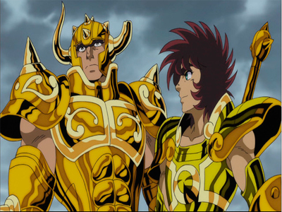 Soul of Gold: God Cloth's Ultimate Power!
