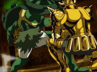 Soul of Gold: Chaos! God Cloth VS God Cloth