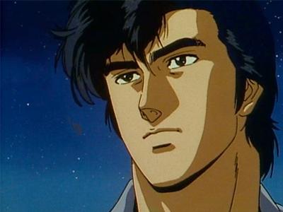 Farewell Kaori! Orders to capture City Hunter