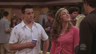 Joey and the Party