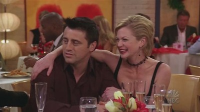 Joey and the Valentine's Date