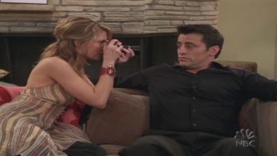 Joey and the Neighbor