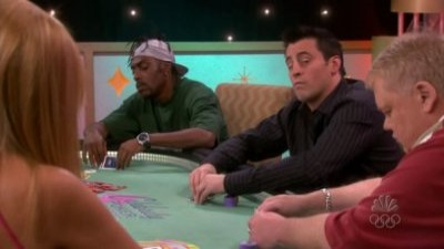 Joey and the Poker