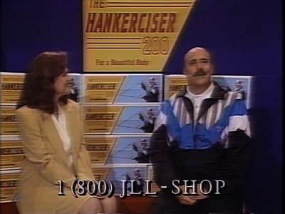 The Hankerciser 200