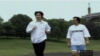 Who Can Win a Ten Mile Race?