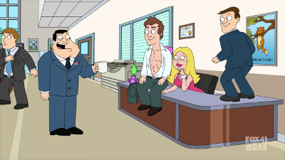 american dad flirting with disaster quotes American dad s06e18 - flirting with disaster episode script ss is dedicated to the simpsons and host to thousands of free tv show episode scripts and.