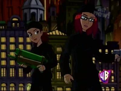 Batgirl Begins (1)