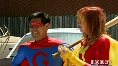 Superhero Hour