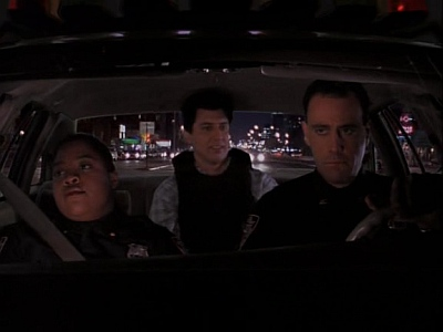 The Ride-Along