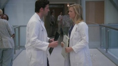 Grey's Anatomy - Goodbye - Season 6 Episode 2