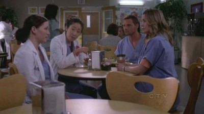 Grey's Anatomy - I Always Feel Like Somebody's Watchin' Me - Season 6 Episode 3