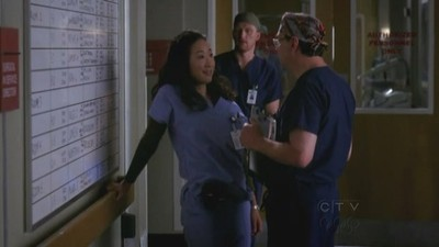 Grey's Anatomy - Tainted Obligation - Season 6 Episode 4