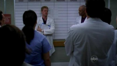 Grey's Anatomy - Give Peace a Chance - Season 6 Episode 7