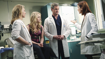 Grey's Anatomy - Blink - Season 6 Episode 11