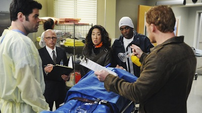 Grey's Anatomy - Perfect Little Accident - Season 6 Episode 16