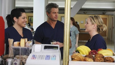 Grey's Anatomy - Sympathy for the Parents - Season 6 Episode 19