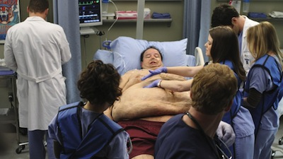 Grey's Anatomy - How Insensitive - Season 6 Episode 21