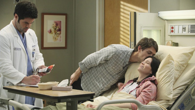 Grey's Anatomy - Sanctuary - Season 6 Episode 23