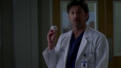Grey's Anatomy - Almost Grown - Season 7 Episode 5