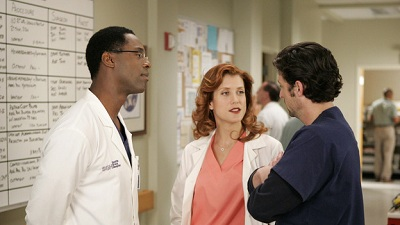 Grey's Anatomy - Raindrops Keep Falling on My Head - Season 2 Episode 1