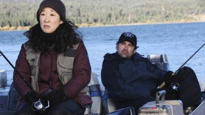 Grey's Anatomy - Adrift and at Peace - Season 7 Episode 10